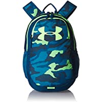 Under Armour Scrimmage Backpack (Teal Rush / Lime Light)