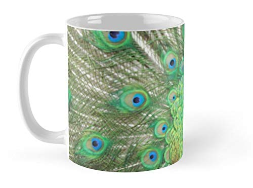 (Proud As A Peacock Mug - 11oz - The most meaningful gift for family and)