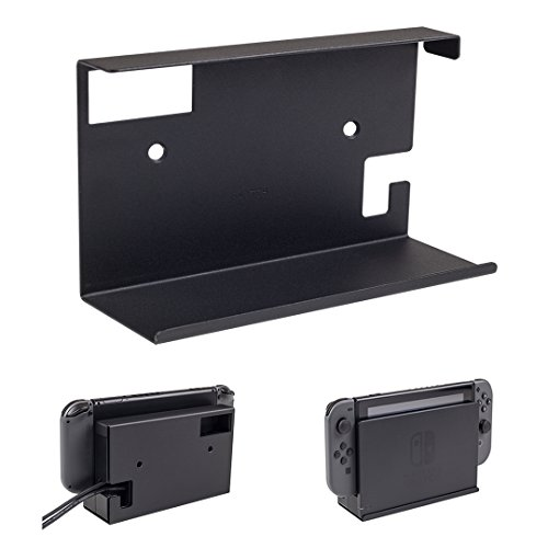 HIDEit Switch Mount Nintendo Wall Black product image