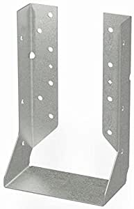 15 Pack Simpson Strong Tie HUCQ610-SDS 6x10 Heavy Duty Joist Hanger Concealed/Reverse Flange w/SDS Screws