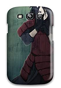 Defender Case With Nice Appearance (madara Uchiha Naruto) For Galaxy S3
