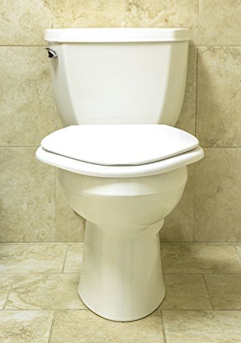 Enjoyable Best Toilet Seats For Heavy People Extra Large Heavy Duty Machost Co Dining Chair Design Ideas Machostcouk