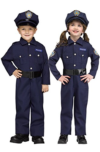 On Pa (Patrol Officer Costumes)