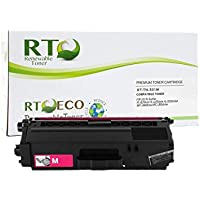 Renewable Toner TN-331M Compatible Toner Cartridge Replacement Brother TN-331 for Brother HL-L8250 L8350 MFC-L8600 L8850 (Magenta)