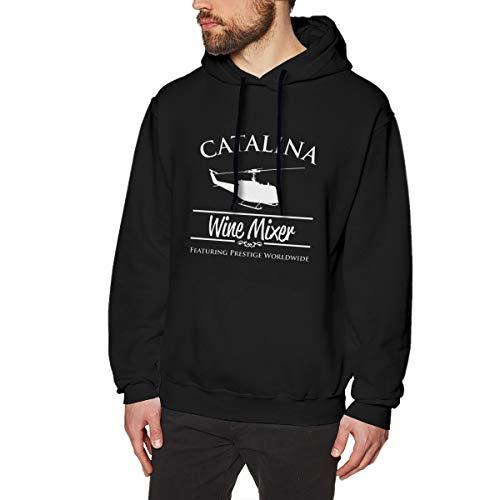 (Catalina Wine Mixer Prestige Worldwide Men's Pullover Hoodie)
