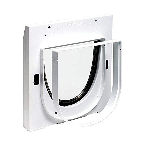 (Staywell No.940 Cat Flap Extension Tunnel (One Size) (White))
