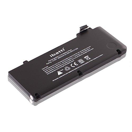 Notebook Laptop Ersatz Akku Batterie für Apple MacBook Pro 13'' Zoll Laptop A1322 A1278 [2009 2010 2011 Version] Passt 661-5229,661-5557,020-6547-A,020-6765-A,MB990,MB991,[10.95V 5800mAh/63.5Wh]