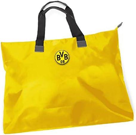 MarkenMerch Strandtasche Borussia Dortmund, 62 cm, Gelb Mit Logo