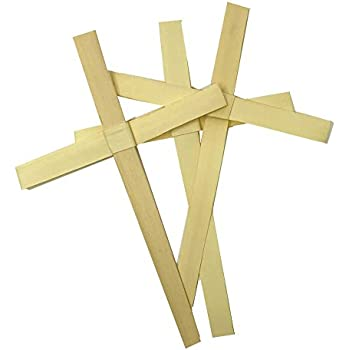 Amazon.com: Palm Sunday Palm Crosses - Pack of 50 - 9.5\