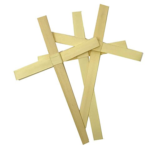 Palm Sunday Palm Crosses - Pack of 50 - 9.5