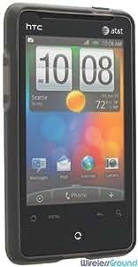 HTC Aria Candy Skin Case - Smoke