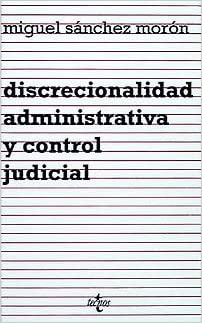 judicial control of administrative discretion