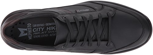 Mens Shoes Leather Frank Mephisto Schwarz ZS6an