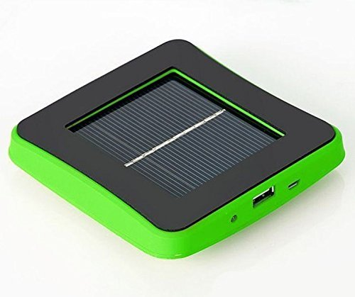 Solar Powered 203621-01 Charger comes in a Eco-Slim, Smooth,