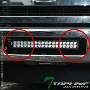 Topline Autopart Texture Black Offroad 8
