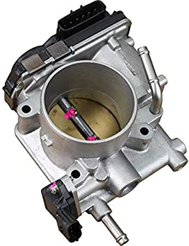 AIP Electronics Premium Complete Throttle Body Assembly TB Compatible Replacement For 2003-2007 Chevrolet GMC 5.3L 4.8L 6.0L Oem Fit TB53