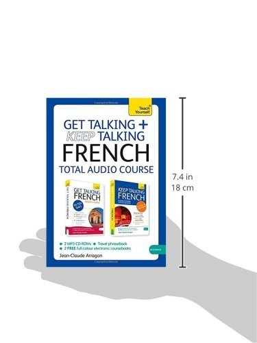 Get Talking/Keep Talking French: A Teach Yourself Audio Pack (Teach Yourself: Beginner) by McGraw-Hill Education (Image #2)