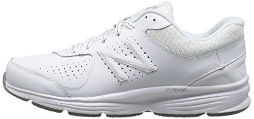 White Women's New Balance Shoe WW411WT2 EU Walking 38 7q4vw