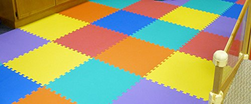 We Sell Mats 1/2-inch Multi-Purpose, Green, 16 Sq Ft (4 Tiles) by We Sell Mats (Image #8)