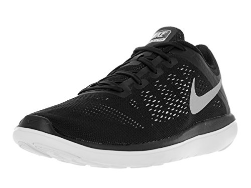 nbsp;061 Nike Kids Long 382567 Black Polar Sleeve Silver white metallic Forro nbsp;– Niños rrSwqx8