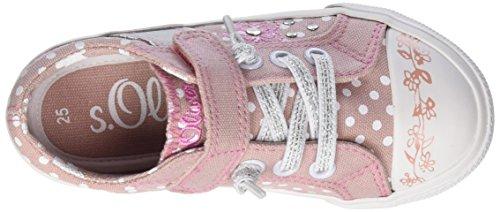 s.Oliver Mädchen 33204 Low-Top Pink (PINK 510)
