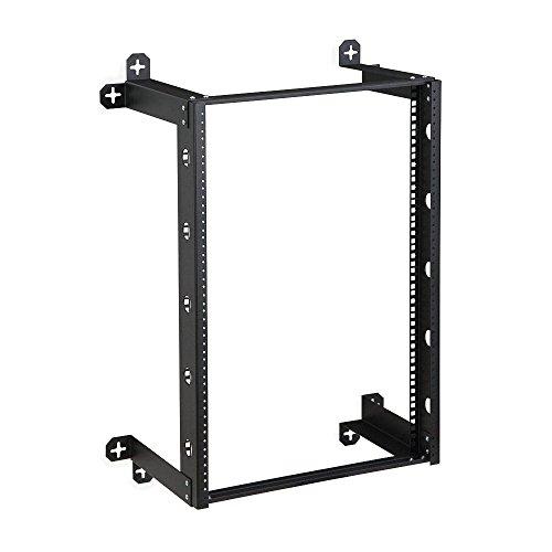 V Line Fixed Wall Rack, 16U (Philips 29 Smart Tv)