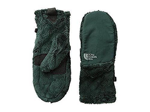 Womens Denali Thermal Glove - The North Face Denali Thermal Mitt Women's Darkest Spruce X-Small