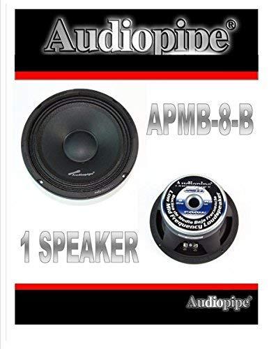 Audiopipe APMB-8-B 8