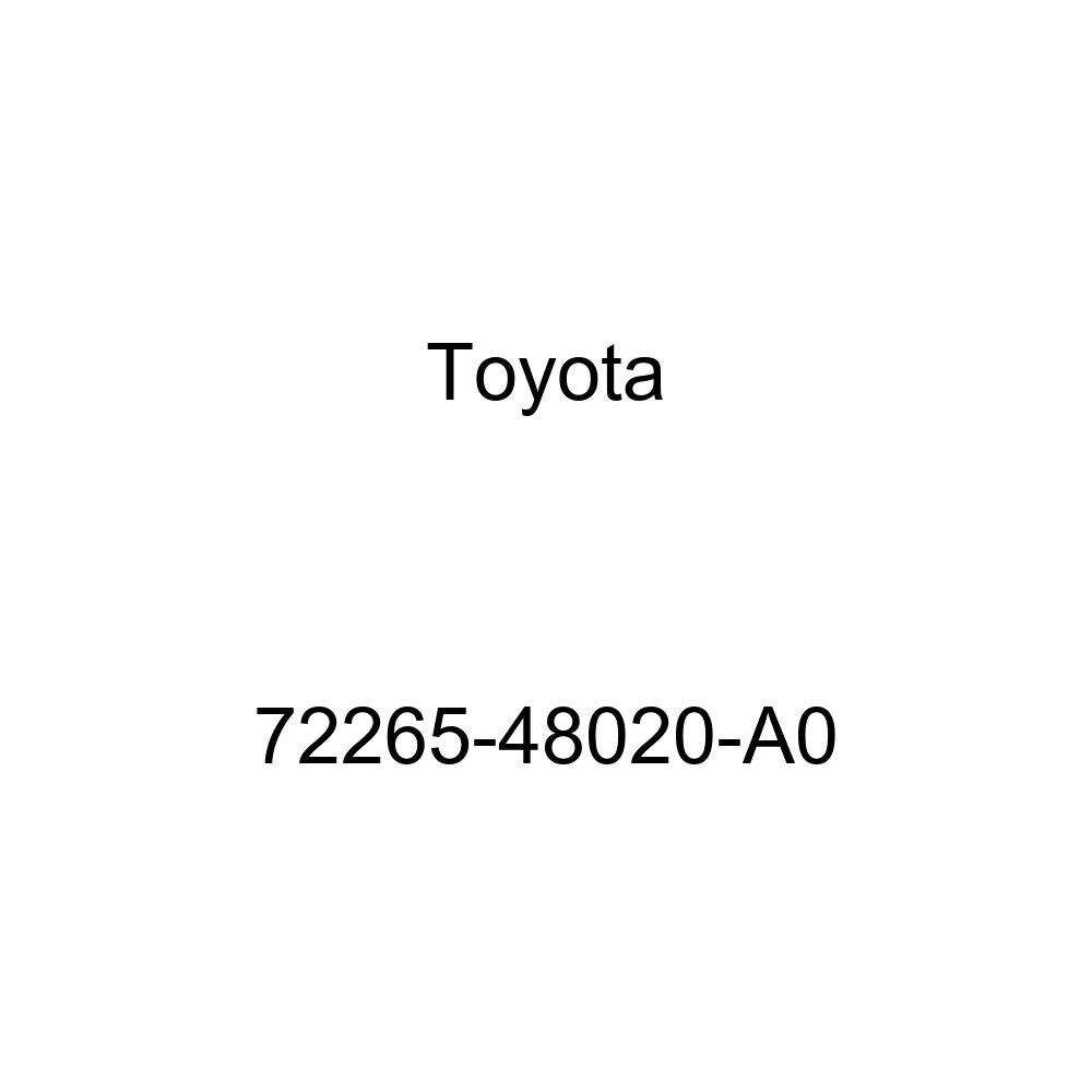 Toyota 72265-48020-A0 Seat Track Upper Rail Cover