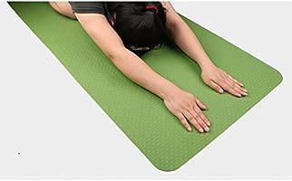 IUYWL Estera de Yoga de Dos Colores, TPE, 6 mm, Esterilla de ...