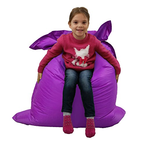Kids Beanbag Large 6 Way Garden Lounger Giant Childrens