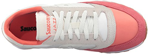 Blu Original Saucony Cream Donna Coral Sneaker Jazz Light Grigio HwH1SgpqB