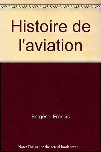 Téléchargement Histoire de l'aviation epub pdf