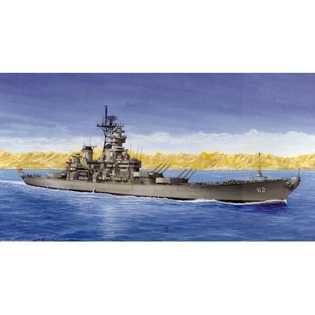 (Tamiya America, Inc 1/700 Navy BB-62 New Jersey, TAM31614)
