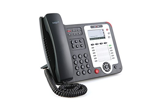 Nexhi® SPA 330 3 Line IP Phone 132*64 Graphic LCD backlit Screen IP Phone support 6 Extension Unit, 192 programmable (132 Programmable Keys)