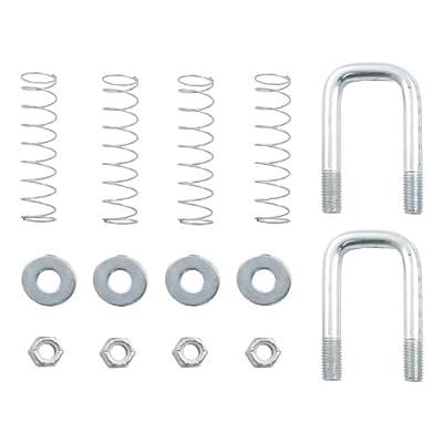 CURT 66113 Gooseneck Safety Chain Anchor U-Bolt Kit: Automotive