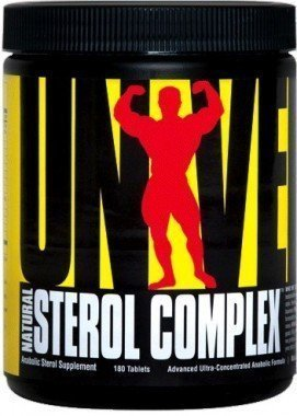 Universal Nutrition Natural Sterol Complex 180 Tabs by Universal Nutrition