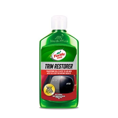 Turtle Wax T 125 Premium Grade Trim Restorer 10 Oz Buy Online In Uae Automotive Products