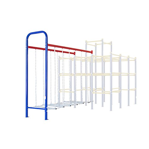Skywalker Sports Hanging Bridge Module, Requires Jungle Gym (Model (Skywalker Model)