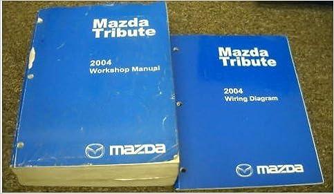 2004 mazda mpv repair manual