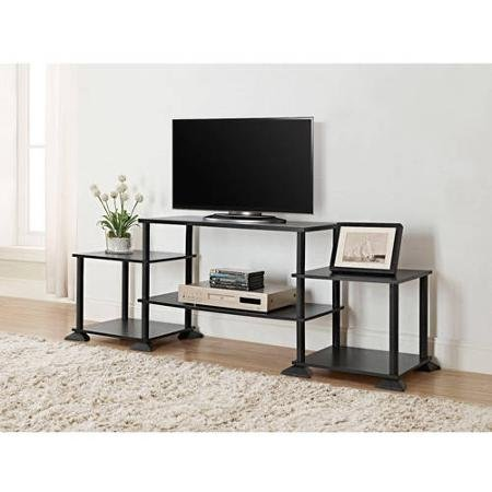Multiple Shelves Mainstays Storage Entertainment product image