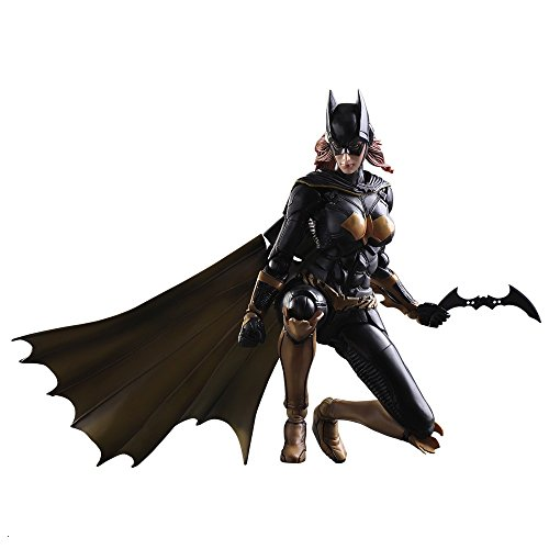 Square-Enix Square-enixafgsqx238Abysse Batman Arkham Knight Play Arts Batgirl Action Figure