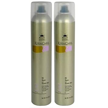 Keracare Oil Sheen Spray with Humidity Block 10oz Pack of 2