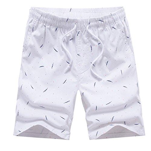 Troncos Sudor o cortos Pantalones secado de sueltos de r Pantalones hogar para el moichien Ai ba Hombres EtqAAT