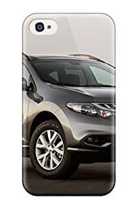 TYH - Case For Iphone 4/4s With Nice Nissan Murano 45636456 Appearance 9661803K95762206 phone case