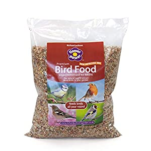 Flower Power Premium Bird Food in 2kg Bag – Richard Jackon's Garden