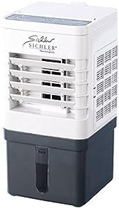 Sichler Haushaltsgeräte Mini-Luftkühler mit Wasserkühlung LW-340,...