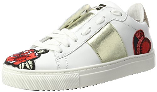 Stokton Ladies Sneaker White (bianco / Platino)