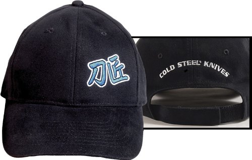 Cold Steel Embroidered Hat with Master Bladesmith by Cold Steel