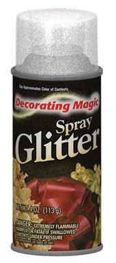 decorating magic glitter